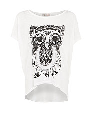 new look owl t 7.99