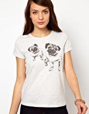 nw3 pug tshirt asos 35