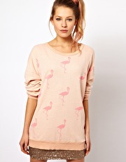wildfox at asos 135 flamingo