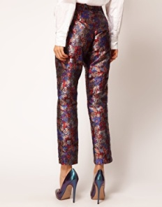 asos jaquard trousers was 45 now 22