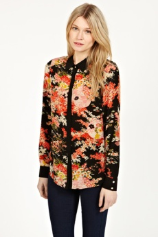 oasis silk shirt 60