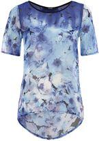 asda floral top