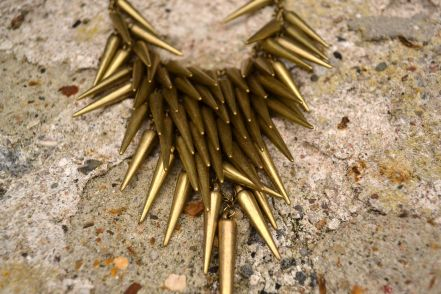 spike necklace 2