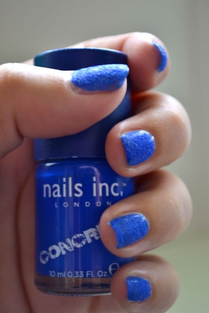 nails inc concrete hand