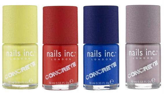 nails inc concrete