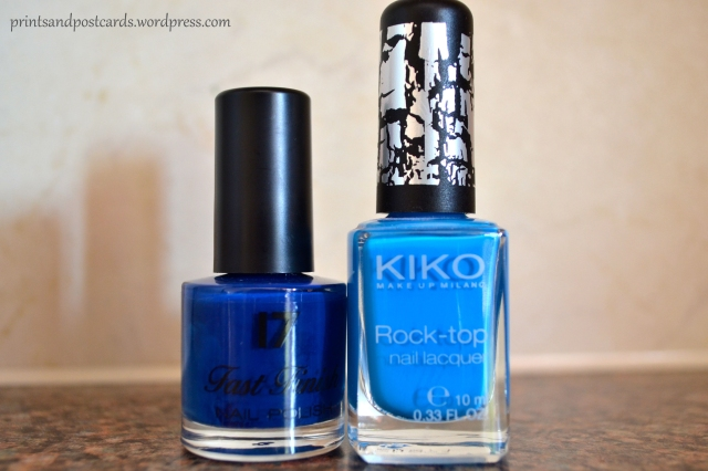 kiko nail polishes copy