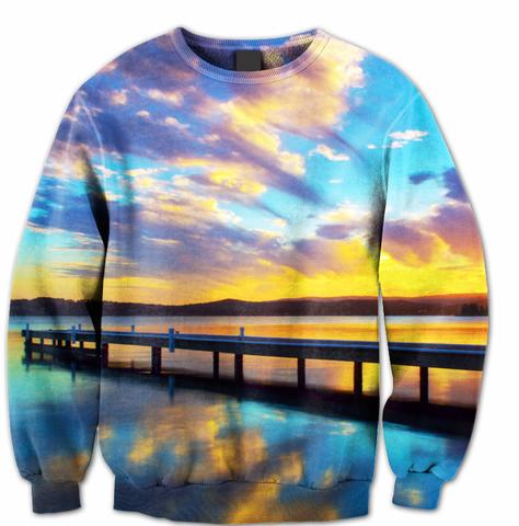 beloved warners bay sweatshirt