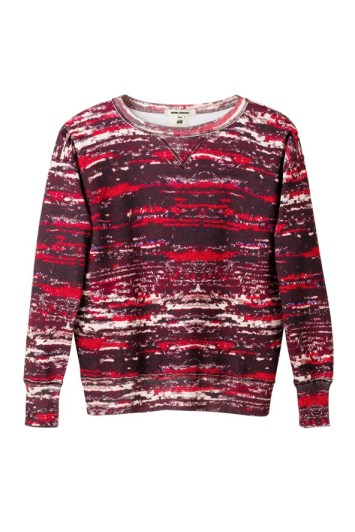 isabel jumper red