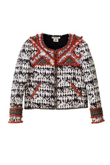 isabel red jacket