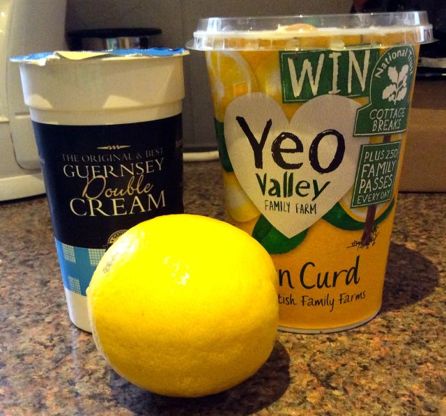 cream ingredients